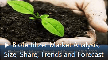 Biofertilizer Market Analysis, Size, Share, Trends and Forecast 2017-2022